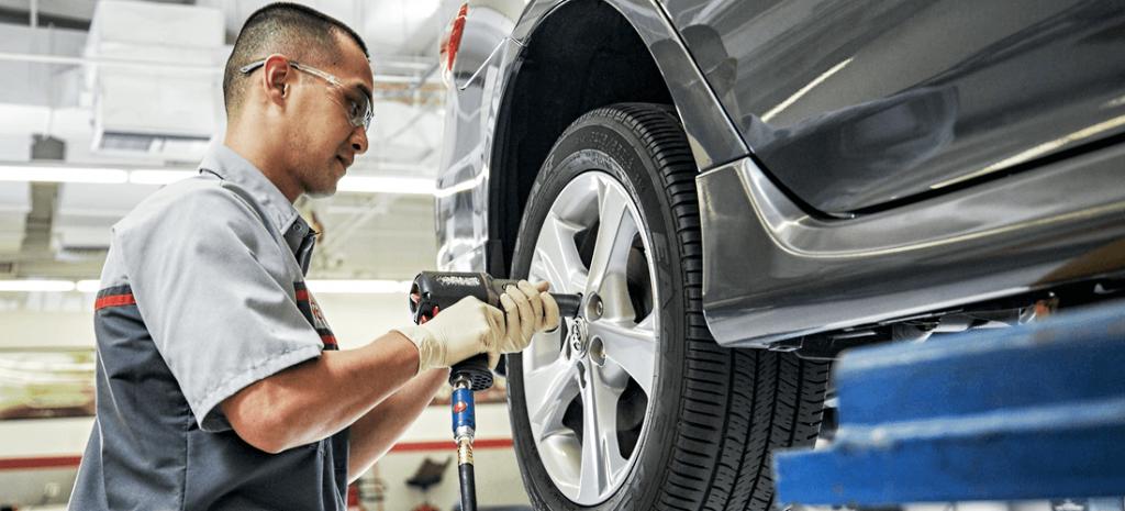 Importancia Servicio Toyota