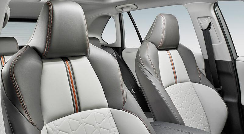 RAV4 interior premium