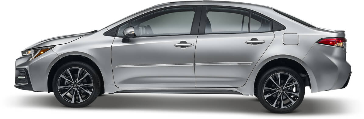 Toyota Corolla Exterior