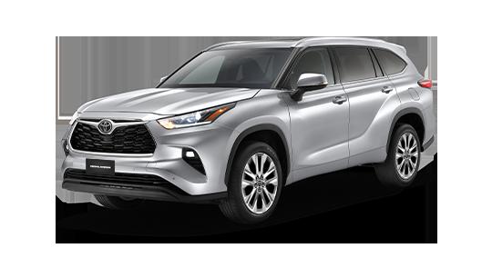 Toyota Highlander Limited PR