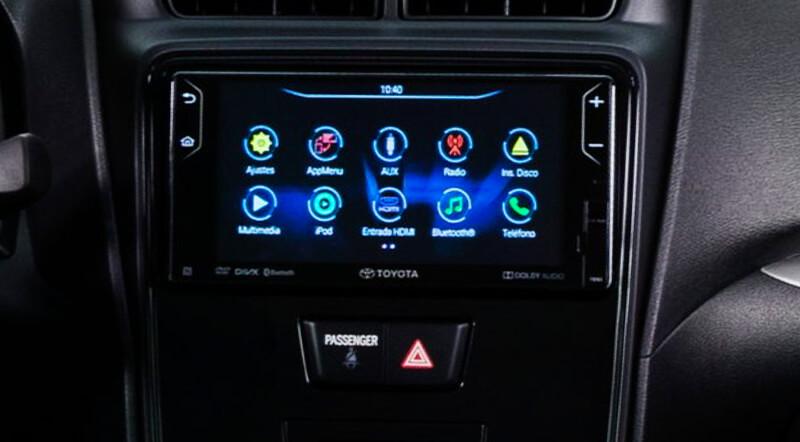 Toyota Avanza Pantalla Táctil