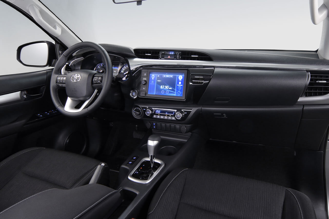 Toyota Hilux Habitáculo